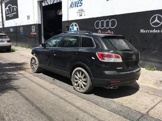 Mazda Cx-9 2008-2015 Factura De Chatarra De Aseguradora Solo