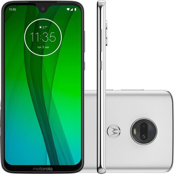 Smartphone Motorola Moto G7 6.2 4gb/64gb Polar - Xt1962-4