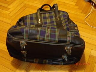 Bolso Grande De Viaje Con Rueditas. Usado En Muy Buen Estado