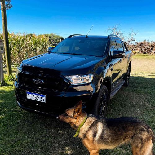 Ford Ranger 2019 Black Edition Cabina Doble 4x4 Diesel At