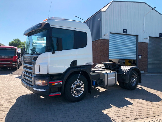 Scania P340 4x2 Tractor 2010