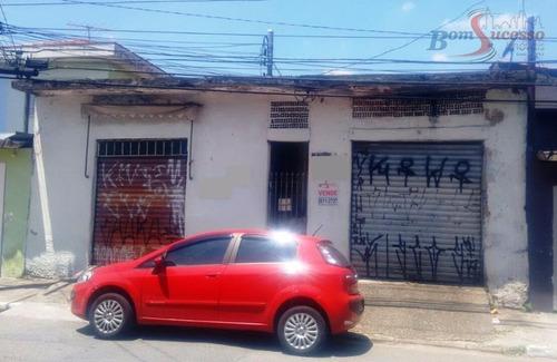 Imagem 1 de 9 de Terreno À Venda, 510 M² Por R$ 1.200.000,00 - Jardim Independência - São Paulo/sp - Te0237