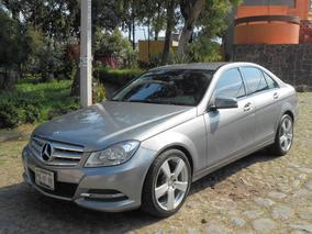 Mercedes-benz Clase C 180 Unico Dueño