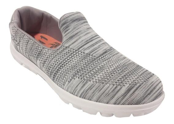 Zapatillas Mujer L.a Gear Picnic Knit (law-05432)