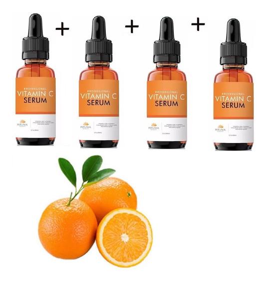 Serum Acid Hialuronico Vitaminac Clareador Anti- Rugas 4un