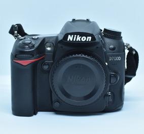 Câmera Nikon D7000 Seminova + Acessórios
