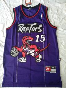 Camisa Regata Basquete Toronto Raptors - Vince Carter