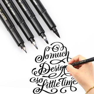 Marcadores De Arte Recargables - Dibujo Y Caligrafia - Brush