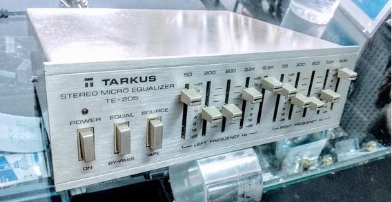 Equalizador Tarkus Para System Aiko 3000 Te-205 100%