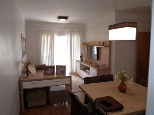 Imagem 1 de 15 de Apartamento Para Venda, 2 Dormitório(s) - 8981