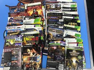 * Longaniza Games * Portadas Ps1, Xbox Wii Ds Ps3 Ps2 360