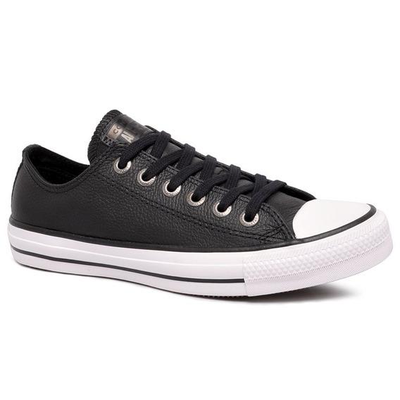 Tênis Converse Chuck Taylor Ct04480002 Preto/preto/branco