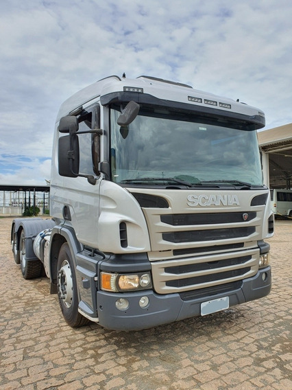 Scania P360 6x2 Opticruise Trucada 2015 / Financiamos