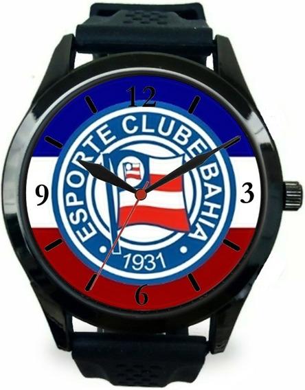 Relógio Pulso Bahia Masculino Esportivo Barato Oferta