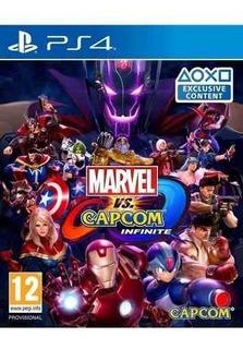 Juego Ps4 Marvel Vs Capcom Infinite (eu)