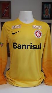 Camisa Futebol Internacional 2016 Goleiro Alisson Liverpool