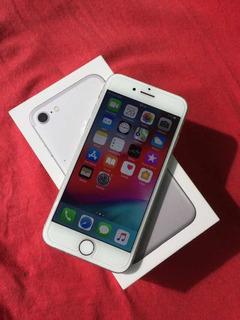 iPhone 7 128gb Com Caixa E Nota Fiscal