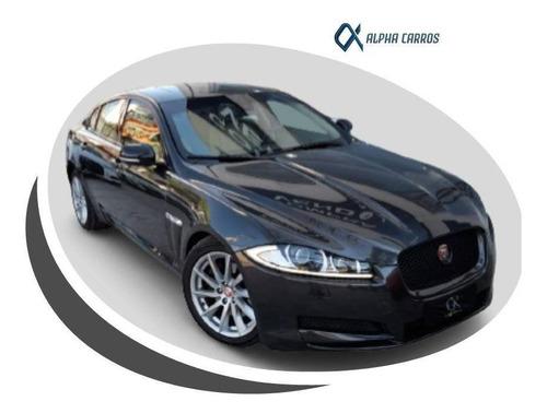 Imagem 1 de 15 de Jaguar Xf 2.0 Luxury Turbocharged Gasolina 4p Automático
