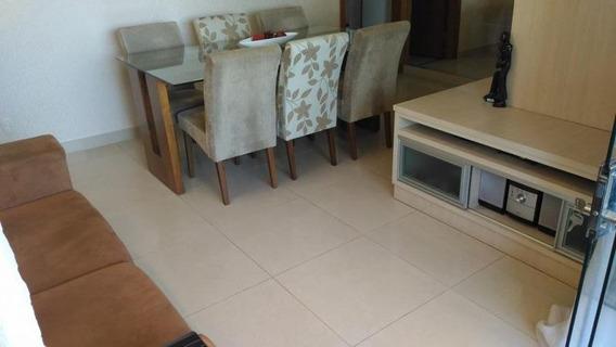 Lindo Apartamento Com Ótimo Acabamento E Decoração, Perfeito Para Quem Tem Bom Gosto - 460