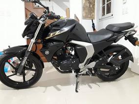 Yamaha Fz Fi - Versión 2.0-diciembre /2016-solo 4.900 Km.