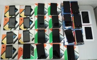 Lote 25 Nokia Lumia Diversos Modelos C/ Defeito Sem Garantia