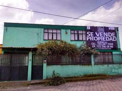 Casa En Venta, Metepec, Carr. Toluca Tenango, Edo. De Mexico