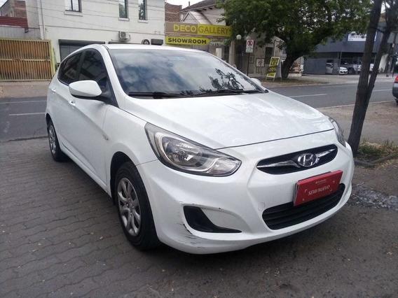 Hyundai Accent Rb Gl 1.4 2013