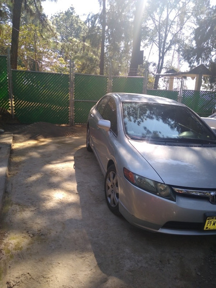 Honda Civic D Lxs Sedan At 2006