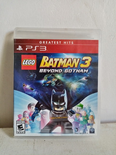 Lego Batman Beyond Gotham Ps3