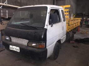 Kia Motors Bongo 95 Diesel Carroceria De Madeira