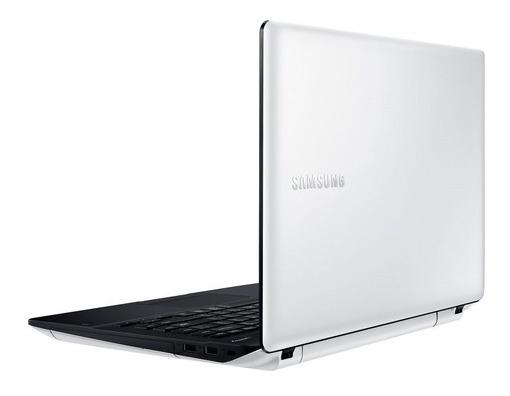 Notebook Samsung Core I3 1tb Hd 4gb Ram - Branco