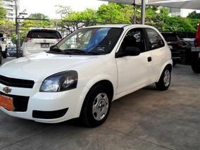 Chevrolet Chevy Blanco 2012, Excelentes Condiciones