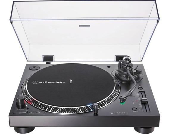 Toca Disco Audio-technica Atlp120x Lp-120x 2019 Lp120