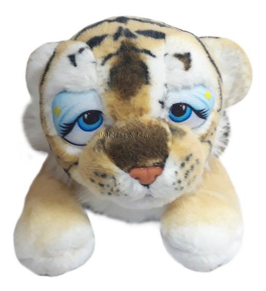 Tigre Baby De Pelúcia - Selva Safari