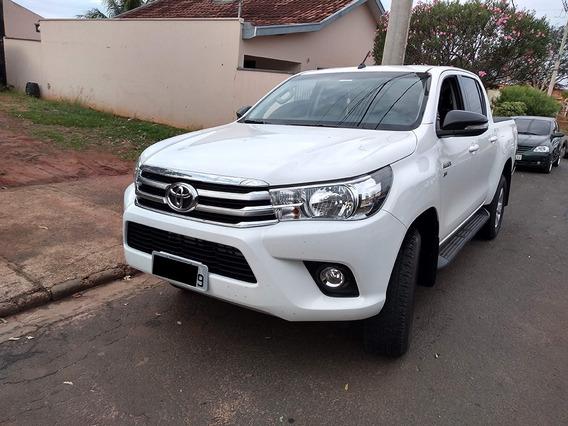 Toyota Hilux 2.7 Sr Cab. Dupla 4x2 Flex Aut. 2017 /46 Mil Km