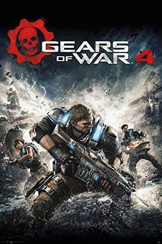 Gears Of War 4 ( Midia Digital ) Pc