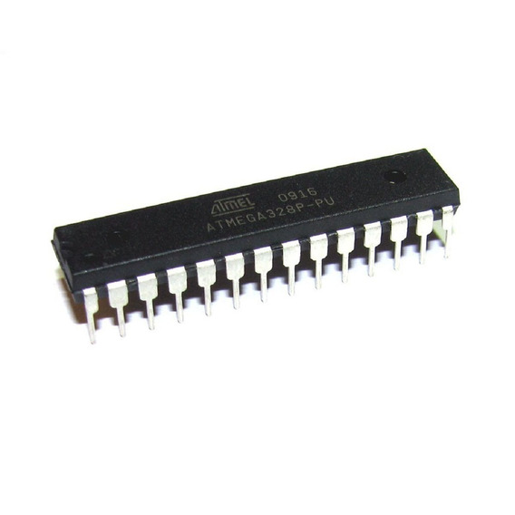 10 Unidades Microcontrolador Atmega328 Arduino Bootloader