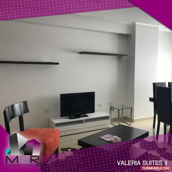 M&r - 014 Conj Res Valeria Suites Apartamento En Alquiler