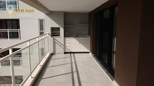 Imagem 1 de 27 de Apartamento À Venda, 170 M² Por R$ 1.250.000,00 - City Parque - Itu/sp - Ap0327