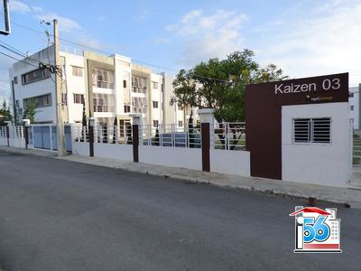 Asequible Apartamento En Salida A La Capital