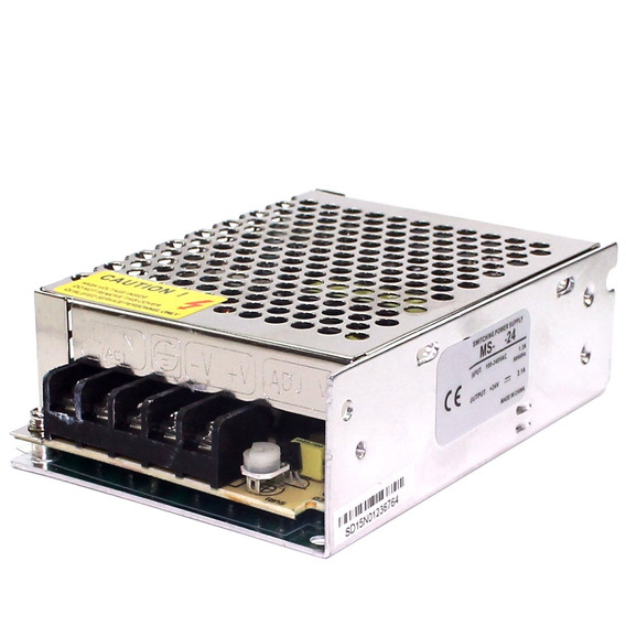 Fonte Chaveada In: 110/220v Out: 200w 24vcc 8,3a