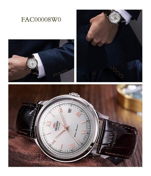 Relógio Orient Bambino 2 Gen Automático Fac00008w0