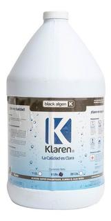 Black Algen Klaren 4 Lts Para Albercas Elimina Alga Negra