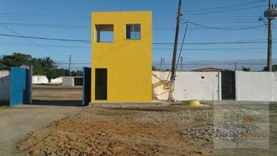 Galpão | Depósito 2.250m² Em Terreno De 9.000m² Comercial Para Locação, Capuan, Caucaia. - Ga0030