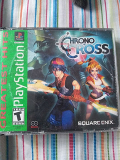 Chrono Cross Ps1