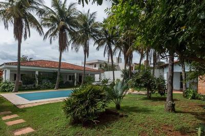 Casa Residencial À Venda, Setor De Habitações Individuais Sul, Brasília - Ca0717. - 2952