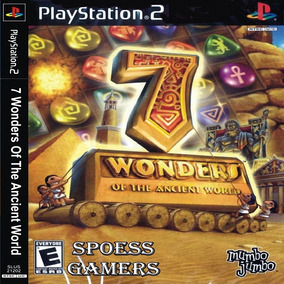 7 Wonders Ps2 Of The Ancient World Patch