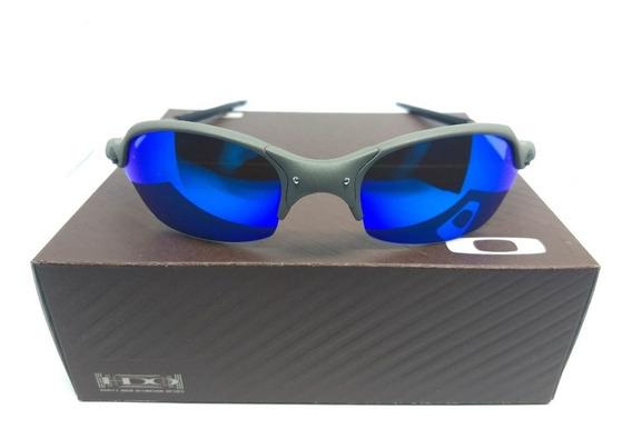 Oculos Oakley Romeo 2 Xmetal Juliet Azul Escuro Penny Double