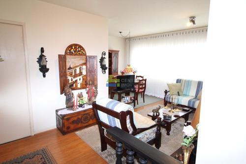 Imagem 1 de 13 de Apartamento - Vila Clementino - Ref: 13169 - V-871166
