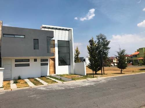 Venta Casa Nueva Estilo Vanguardista Acabados De Lujo En Condominio Privado
